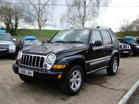2007 JEEP CHEROKEE 2.8 CRD Limited 5dr Auto BREAKS NEED ATTENTION