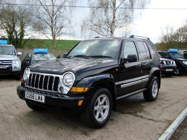 2007 jeep cherokee 2 8 crd limited 5dr auto breaks need attention in great missenden. Black Bedroom Furniture Sets. Home Design Ideas
