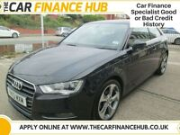 BAD CREDIT, NEED A CAR ?..PAY AS YOU GO FINANCE...AUDI A3 TDI NEW SHAPE ....representative APR 14.5%