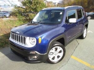 2017 Jeep RENEGADE Limited (JUST REDUCED TO $28977!! (WAS $31980