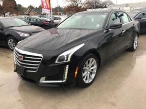 2018 Cadillac CTS Sedan RWD