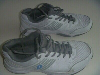 PRINCE womens Tennis Shoes, Shock Eraser size 8.5 ()