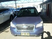 2014 Subaru Forester S4 MY14 2.5i Lineartronic AWD Luxury Blue 6 Speed Constant Variable Wagon Young Young Area Preview