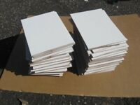 Tiles - 78 Saloni Ceramica Futura Wall Tiles 36 x 25 cm (PLUS 11 patterned and 11 border) NEW