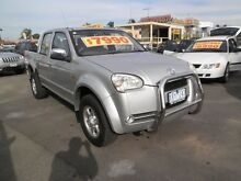 2010 Great Wall V240 K2 Super Luxury Sky Silver 5 Speed Manual Utility Heatherton Kingston Area Preview