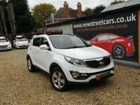 2013 Kia Sportage 1.6 GDi EcoDynamics 2 2WD 5dr SUV Petrol Manual