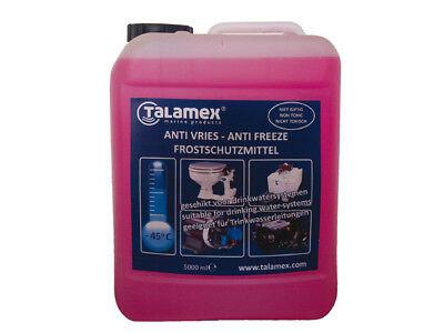 Talamex Frostschutzmittel bis -45°C ungiftig (5.000ml) (Frostschutzmittel Ungiftig)