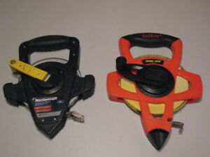 Socket Sets and Measuring Tapes
