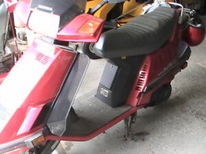 Honda 150 Scooter Elite 1986 Motorcycle