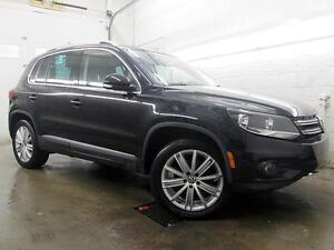 """2012 Volkswagen Tiguan 4x4 *RÉSERVÉ* Highline CUIR TOIT MAGS 18"""""""