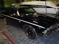 1969 CHEVROLET CHEVELLE SS CONVERTABLE CLASSIC