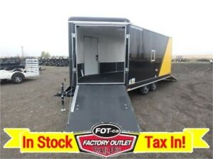 Enclosed Trailers Buy Or Sell Used Or New Cargo Trailers