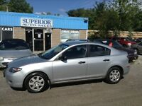 2007 Mazda Mazda3 GX Fully Certified and Etested!