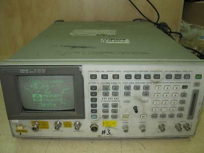 Hp Agilent 8924e Cdma Mobile Test Station Test Set - Working