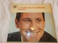 Vinyl LP A Golden Age Of Donegan Lonnie Donegan Marble Arch MAL 636 Mono