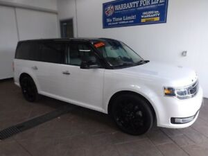 2016 Ford Flex Limited AWD LEATHER NAVI SUNROOF