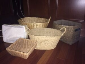 REDUCED! Awesome Basket Lot & Lots MORE!!!