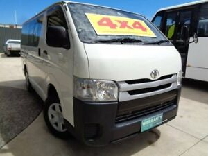 2014 Toyota Regius White Automatic Van Enfield Port Adelaide Area Preview