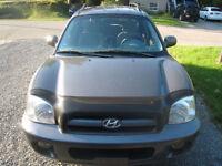 2005 Hyundai Santa Fe VUS * nouveau parbrise*