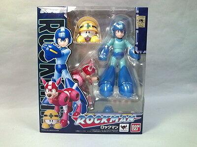 Usado,  Bandai D-Arts Rockman Mega Man and Rush Dog Action Figure set segunda mano  Embacar hacia Argentina