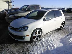 2011 Volkswagen GTI Turbo Hatchback 4 Door Sedan