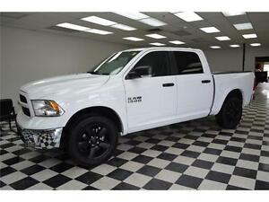 2016 RAM 1500 SLT OUTDOORSMAN CREW 4X4 - REMOTE START**HEATED...