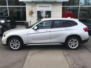 2012 BMW X1 28i,Panoramic Sunroof,Leather,Immaculate Condition!!