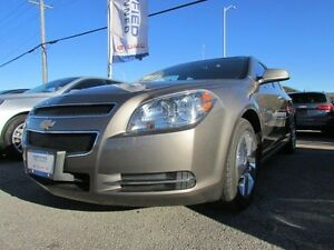 2012 Chevrolet Malibu LT Platinum Edition $148 bi-weekly over 60