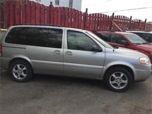 2006 Chevrolet uplander 7 passagers FINANCEMENT MAISON 500$ down