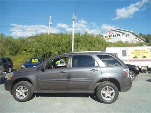 FULLY LOADED !!! LEATHER!!! 2008 Chevrolet Equinox - NEW MVI !