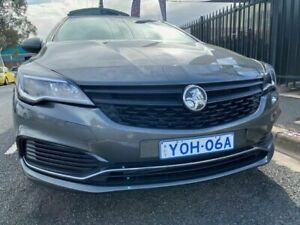 2018 Holden Astra BK MY18.5 R+ (5Yr) Grey 6 Speed Automatic Hatchback Phillip Woden Valley Preview