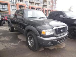 2006 FORD RANGER 4X4 LEATHER