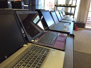 Uniway Edmotnon Dual Core Core2,i3,i5,i7 win7/10 laptops on sale