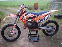 Ktm 150 sx 2015 for sale yz rm cr