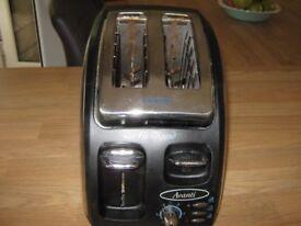 Avanti classic 2 slice toaster