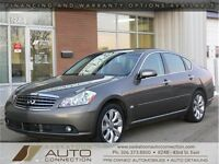 2007 Infiniti M35x Luxury AWD ***NAVIGATION & DVD***