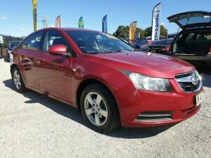 2011 HOLDEN CRUZE CD 1.8 SEDAN, AUTO, SERVICE HISTORY,. REGO, WARRANTY, JUST SERVICED, REDUCED!!! North St Marys Penrith Area Preview