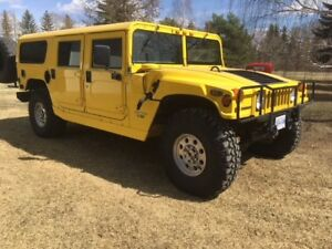 For Sale RARE Hummer H1