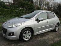2010 (10) Peugeot 207 1.4 VTi 95 Sport ***FINANCE ARRANGED***