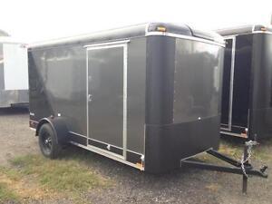 Brand new Custom Cargomate Blazer 6 x 12 cargo trailer