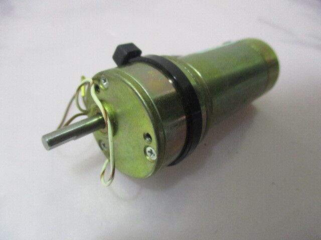 Pittman GM8714D610 Bearing Motor, 24V 19.5:1 Ratio 416920