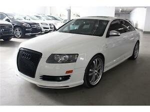 2008 Audi S6 5.2 ABT BODY KIT/CARBON FIBER PKG/NAVIGATION