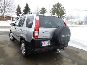 2006 Honda CR-V EX VUS