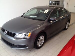 2013 Volkswagen Jetta S w/Sunroof Sedan