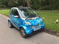 2003 Smart City Coupe 0,6 litre 3dr semi-automatic