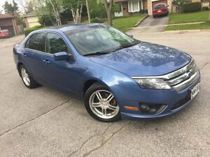 2010 Ford Fusion. mint condition Sedan  DRIVE EXELEND VERY NICE