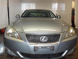 2008 Lexus IS 250 One year Warranty