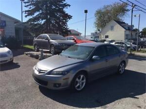 2007 Mazda Mazda6 GS - 4495$ -FINANCEMENT MAISON 100% APPROUVÉ!!
