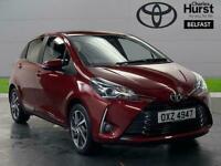 2020 Toyota Yaris 1.5 Vvt-I Y20 5Dr [Bi-Tone] Hatchback Petrol Manual