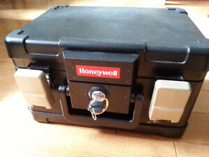 Honeywell Molded/Fire Water Chest - Safe - Safety Box